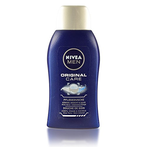 5Pack Nivea Men Original Care Reise-Duschgel 5x 50ml