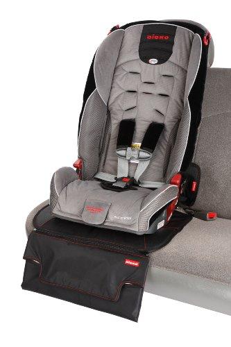 Kindersitzunterlage Super Mat Deluxe inklusive Wickelauflage