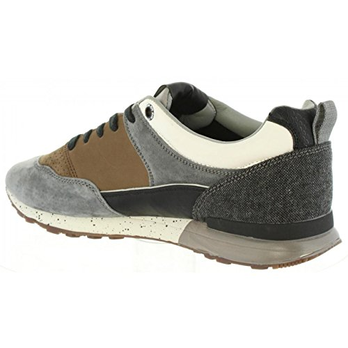 Multicolore Sneaker 2 Boston 0 Gris Jeans Pepe YxT6g6