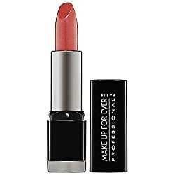 Make Up For Ever Rouge Artist Intense Lipstick 19 (Pearly Orange Pink) 3.5g/0.12oz