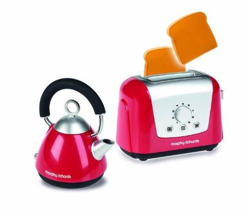 Preisvergleich Produktbild Casdon Morphy Richards Spielzeug Toaster und Wasserkocher-Set