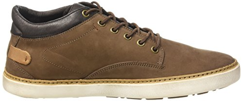 TBS Braquo, Chaussures Lacées Homme Marron (Taupe)