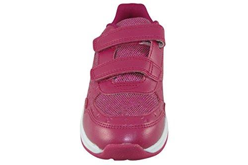 Clarks , Baskets mode pour fille * Rose