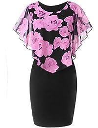 Tallas Vestidos Amazon Rosa esVaqueros Grandes MujerRopa hQdrCxts