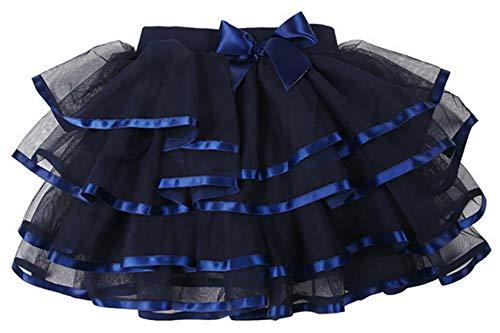 storeofbaby Mädchen Tüllrock Klassische Schichten Ballerina Ballett Tanz Tutu ()