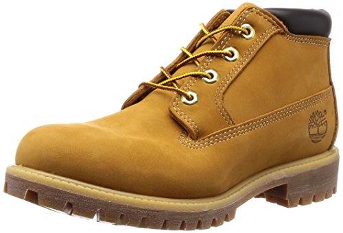 Timberland Icon Waterproof Chukka Wheat Giallo