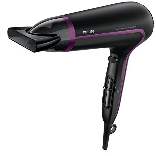 Philips ThermoProtect Ionic HP8234/10 2100W Black,Purple hair dryer - hair dryers (220 - 240 V, 50 - 60 Hz)