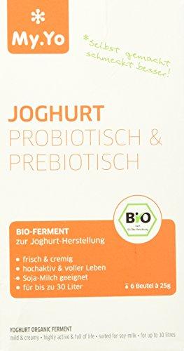 My.Yo Joghurtkulturen Pro- und Prebiotisch, Joghurtferment von My.Yo thumbnail