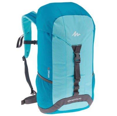 Rucksack 30 Liter hellblau zum Wandern, Trekking, Radfahren, Reisen oder Spazieren