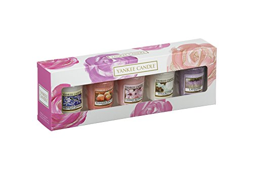 & Yankee Candle Ltd 5votive Giftset, cera, multicolore, 5.2x 26.1x 9cm recensioni dei consumatori