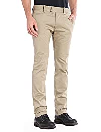 Diesel Chi-Tight-E Pantaloni 79E Stretch Herren Herren Hose Chino