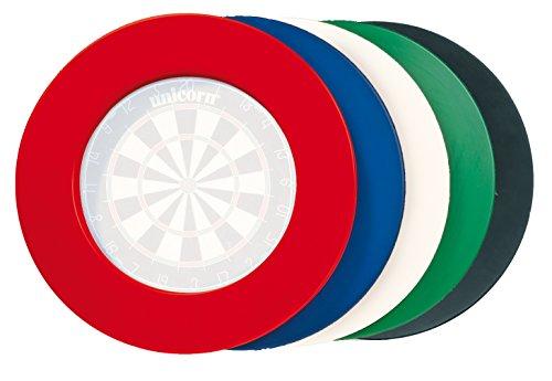 Einhorn Professional Heavy Duty rot Dartboard Surround Gummi Ring