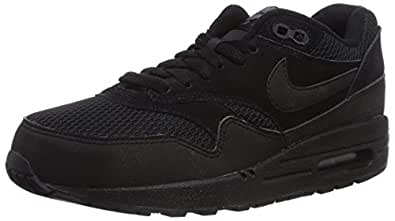 Nike Air Max 1 Essential, Chaussures de Running Femme - Noir (Black/Cool Grey 011), 36 EU