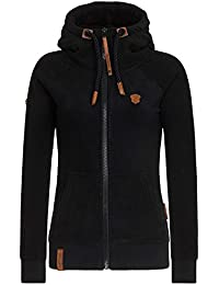 Naketano Female Zipped Jacket Gigi Meroni IV