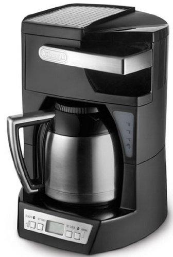 DeLonghi ICM 40 T Filterkaffeemaschine mit Timer / Testurteil GUT (ETM Testmagazin 01/2011)