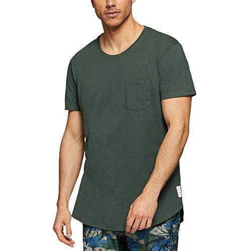 YAMAMAY T-Shirt Lunga Girocollo Uomo - Passepartout