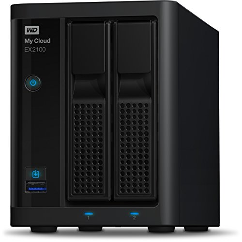 Western Digital My Cloud EX2100