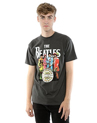 The Beatles Sgt Pepper Stampa T Shirt - Medium - Beatles Revolution T-shirt