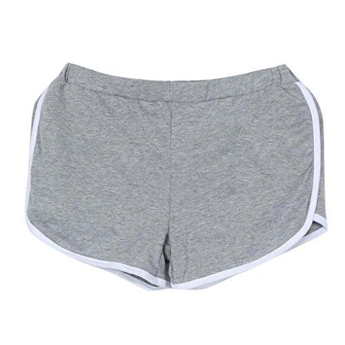 Ladies Retro Fitness Shorts - Big Choice of Colours