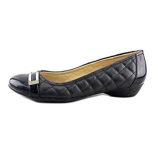 Naturalizer Haute Synthétique Chaussure Plate Black95