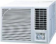 Geepas Window Air Conditioner 24000 BTU GACW24057CU White