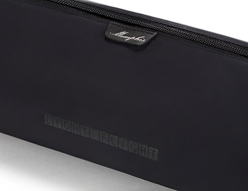LIGHT FLIGHT Packwürfel Business Resien Leichtgewichitige Roll IT Packing Cubes Schwarz