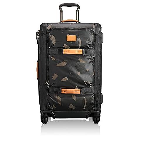 Tumi Alpha Bravo Henderson Short Trip Expandable Packing Case 65L, Smoke Character (Black) -