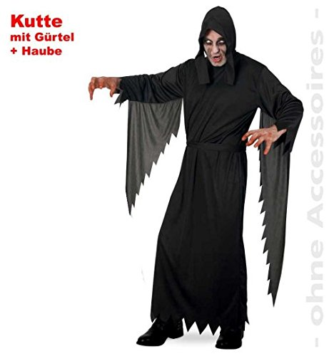 Halloween Horror Kutte Scream Kostüm SB Unisex Gr: ()
