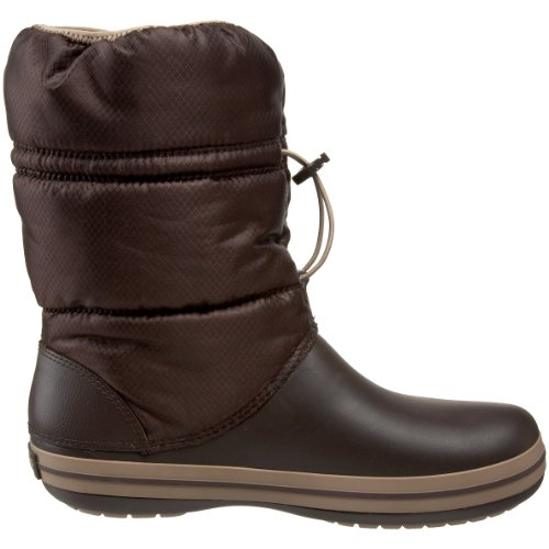 ... crocs Crocband Winter Boot 11035 Damen Stiefel Braun/Espresso/Espresso