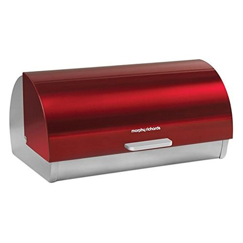 morphy-richards-accents-roll-top-bread-bin-red
