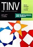 Test TINV. Test di intelligenza non verbale