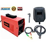 Cheston Inverter ARC Welding Machine (IGBT) 200A with Hot Start, Anti-Stick Functions, Arc Force Control with All Accessories
