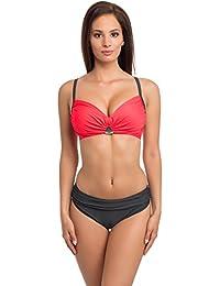 VERANO Bikini Bañadores Trajes de Baño Conjunto Tops Sujetador y Bragas  Ropa Mujer R1CH2L 569f724be28e