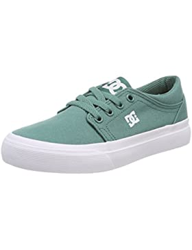 DC Shoes Trase TX, Zapatillas para Niños