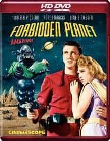 Forbidden Planet [HD DVD] [Import USA]