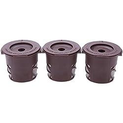 heelinna 3wiederverwendbar Single Mesh Filter für Kaffeetasse