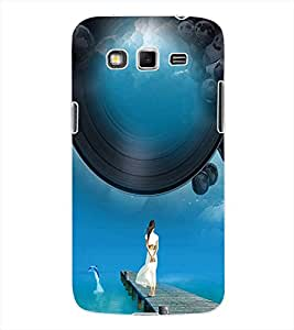 Colourcraft Girly Back Case Cover For Samsung Galaxy Grand 2 G7102 / G7106
