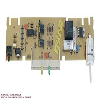 WHIRLPOOL - MODULE PLATINE AFFICHAGE LCD - 481221479278