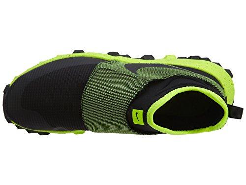 Nike Jungen 859621-002 Basketballschuhe Schwarz