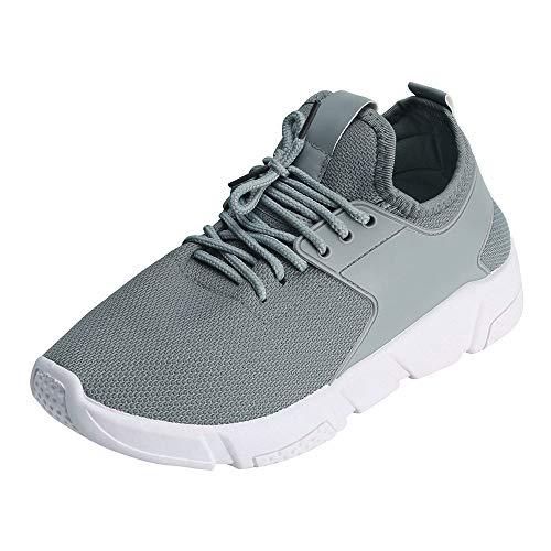 Zapatillas Running para Mujer Sneakers Fitness,BBestseller Zapatos para Correr En Montaña Asfalto Aire Libre Deportes Calzado Deportivo de Estudiante