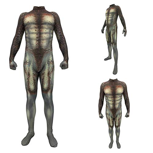 Tanz Wear Performance Kostüm - Cosplay Kleidung The Predator Anime Kostüm Predator Fancy Dress Lycra Weihnachten Halloween Kleidung Für Erwachsene/Kid Wear