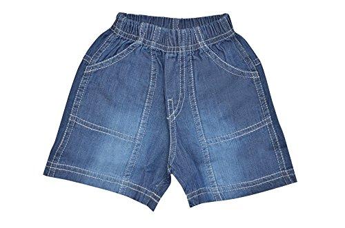 Luke and Lilly Baby Chambray Shorts