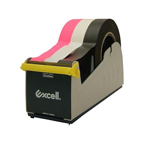 Excell ex-17Stahl Schreibtisch Top Tischabroller: 3in. breit/* Gepolsterter Schaumstoff Boden (Tape Verpackung Pad)