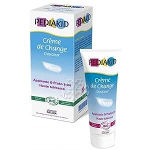 Pediakid - Crème change douceur bio - 75 ml tube - Changer bébé en douceur