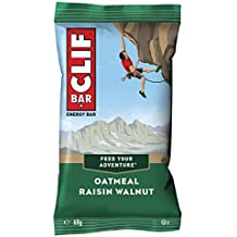 Clif Bar Energieriegel Oatmeal Raisin Walnut, 12er Pack (12 x 68 g)