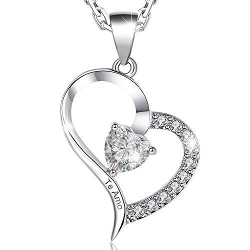 marenja-collares-mujer-corazon-grabado-te-amo-chapado-en-oro-blanco-rosa-preservada-eterna