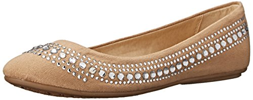 CL By Laundry Hillary Femmes Toile Chaussure Plate Sable