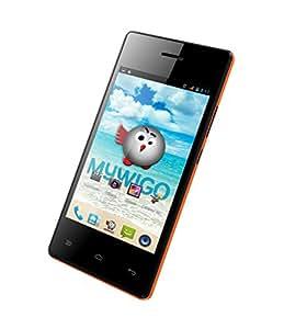 MyWigo - Smartphone 419 TURIA - Noir/Orange