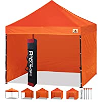 ABCCANOPY Patio 3x3 Gazebo Fully Waterproof Heavy Duty Pop Up Gazebo With 4 Walls+ HandBag 4