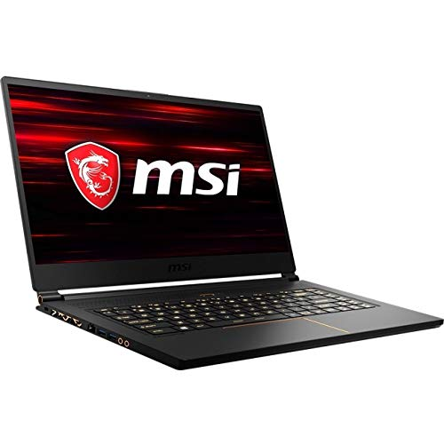 MSI GS65 Stealth Thin-050 i7 15.6 inch SSD Black